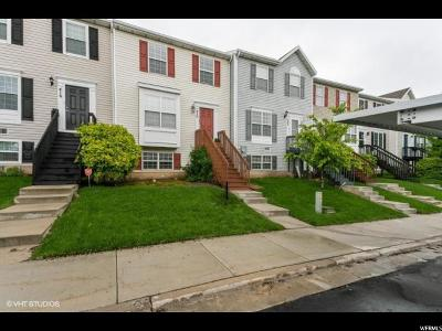 Clearfield Townhouse Under Contract: 410 E 525 S