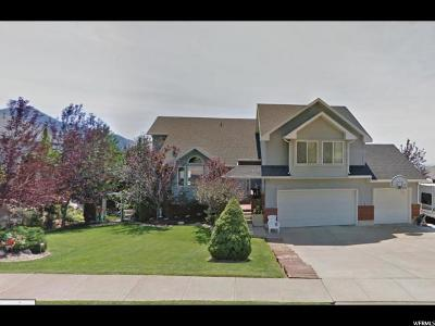 North Ogden Single Family Home For Sale: 493 E 3550 N