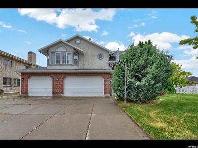 Ogden Single Family Home For Sale: 5536 S 175 E