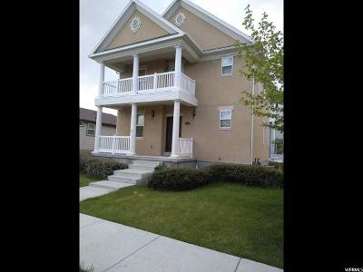 South Jordan Single Family Home For Sale: 5018 W Topcrest Dr S