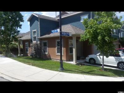 Herriman Townhouse For Sale: 14532 S Siltstone Rd W