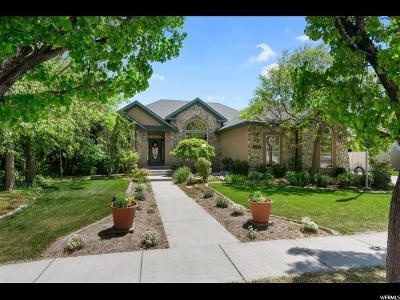 Herriman Single Family Home For Sale: 12549 S Varenna St W