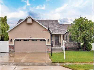 South Jordan Single Family Home For Sale: 11545 S Country Farm Cir W