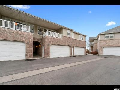 Orem, Provo Townhouse For Sale: 1306 E 610 N
