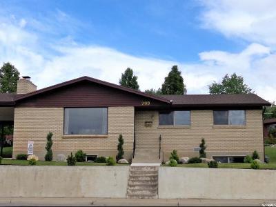 Bountiful Single Family Home For Sale: 2419 S Davis Blvd