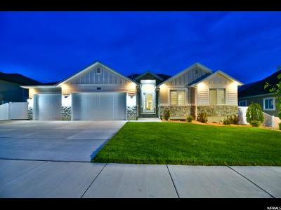 Herriman Single Family Home For Sale: 13952 S Indian Trail Ln