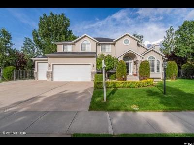 Sandy Single Family Home For Sale: 7819 Chatsworth Ct