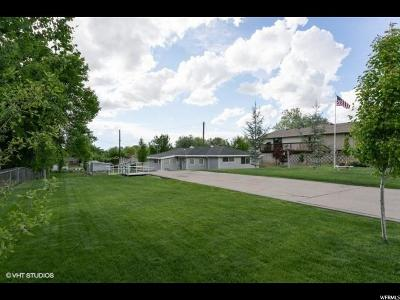 Kaysville Single Family Home For Sale: 75 N 600 E