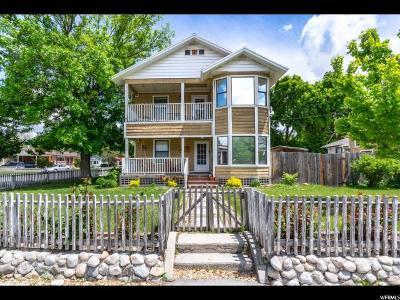 Sandy Single Family Home For Sale: 8651 S 60 E