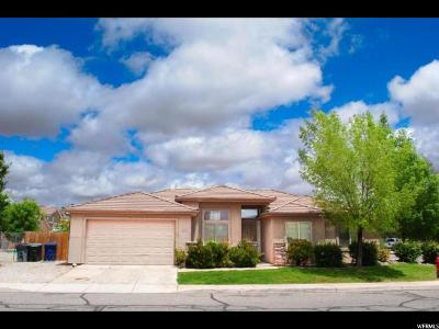St. George Single Family Home For Sale: 2931 E 150 N