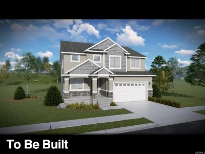 Herriman Single Family Home Under Contract: 12459 S Desert Mesa Dr #712