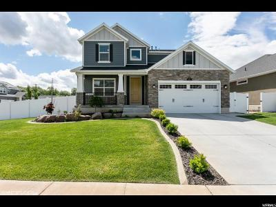 Layton Single Family Home For Sale: 761 W Farming Way