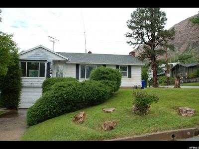 Ogden Single Family Home For Sale: 1078 E North St N