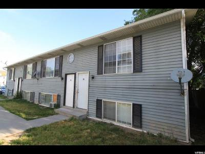 Provo Multi Family Home For Sale: 974 W 600 S #BLDG 6