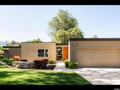 Single Family Home For Sale: 1930 E 4675 S