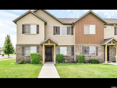 Springville Townhouse For Sale: 1127 W 100 S