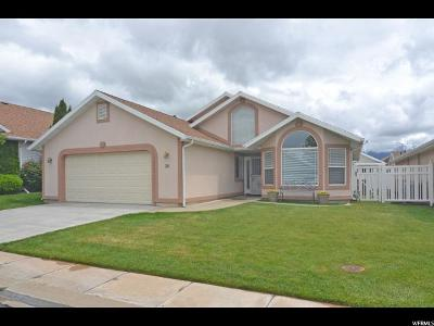 Clearfield Single Family Home Under Contract: 1660 E 900 #28 S