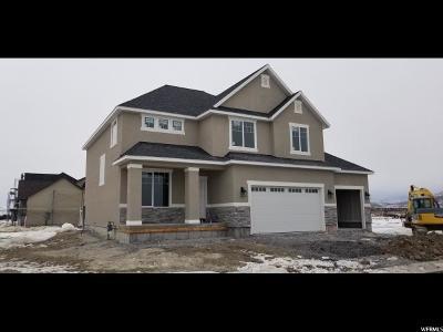Eagle Mountain Single Family Home For Sale: 929 E Cliffrose N