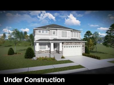 Eagle Mountain Single Family Home For Sale: 527 E Delano Peak Rd