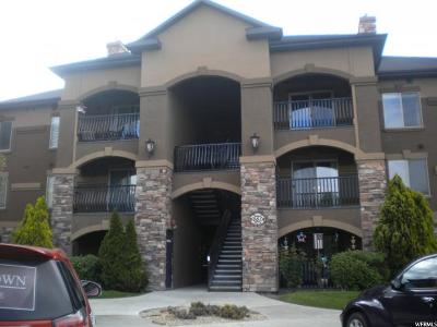 Pleasant Grove Condo For Sale: 661 S 2220 W #302