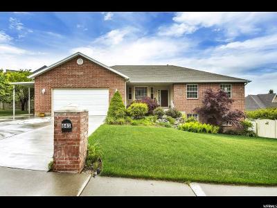 Lindon Single Family Home For Sale: 64 S 1170 E