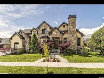Lehi Single Family Home For Sale: 5173 N Grey Hawk Dr