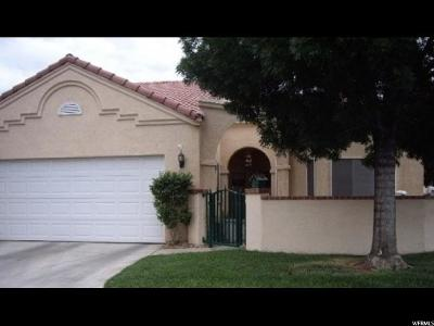 St. George Townhouse For Sale: 1186 E 900 S #36
