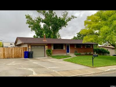 Grantsville Single Family Home Under Contract: 15 N Blaine Ave W