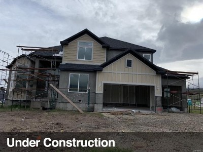 Highland Single Family Home Under Contract: 12537 N Angles Gate W #507