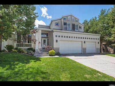 Sandy Single Family Home For Sale: 2970 E Ksel Dr