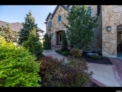 Single Family Home For Sale: 8785 Sutton Way