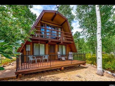 Heber City Single Family Home For Sale: 11523 E Cliffrose Dr #1692