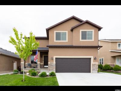 Eagle Mountain Single Family Home For Sale: 3812 E Rose Hearty Ln
