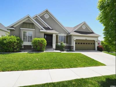 Lehi Single Family Home For Sale: 4388 N Shady Hollow Loop W