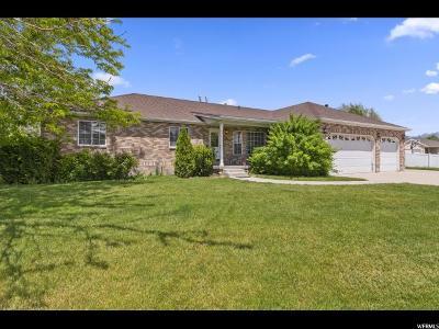 Riverton Single Family Home For Sale: 1214 W Matthews Way S
