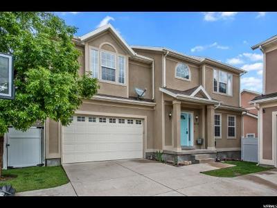 West Jordan Single Family Home For Sale: 6772 Grevillea Ln