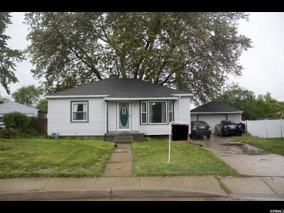 Clearfield Single Family Home For Sale: 36 S Lakeview Dr E