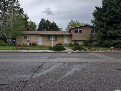 Single Family Home For Sale: 649 N 700 E
