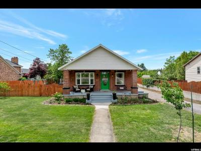 Centerville Single Family Home For Sale: 555 N Main St W