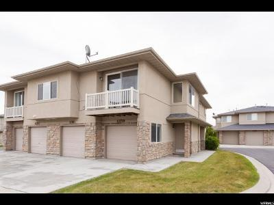 Riverton Townhouse Under Contract: 12779 S Snow Flower Ct W