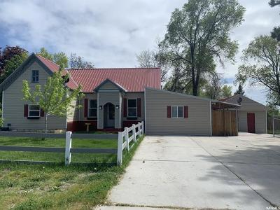 Brigham City Single Family Home For Sale: 504 S 200 W