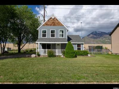 Provo Single Family Home For Sale: 1655 S 300 W