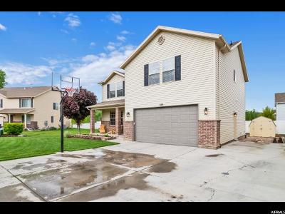Spanish Fork Single Family Home Under Contract: 508 S 1170 W