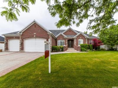 South Jordan Single Family Home For Sale: 2647 W Carriage Oak Ct