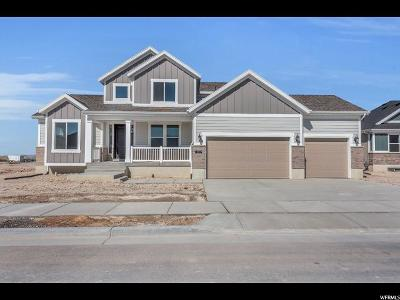 Stansbury Park Single Family Home For Sale: 884 W Sagewood Dr