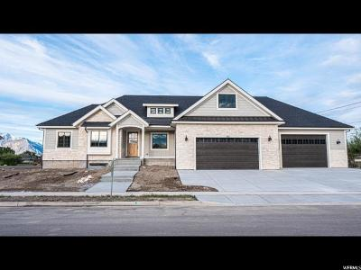 Lehi Single Family Home For Sale: 328 N 1400 W