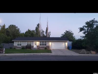 Orem Single Family Home For Sale: 999 W 1375 N