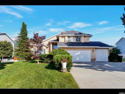 Sandy Single Family Home For Sale: 11929 S Nicklaus Rd E