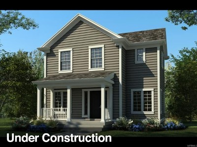 South Jordan Single Family Home For Sale: 5226 W Lake Terrace Ave