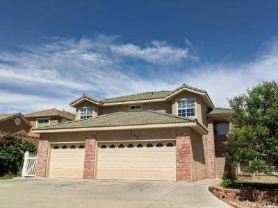 St. George Single Family Home For Sale: 295 S 2100 E